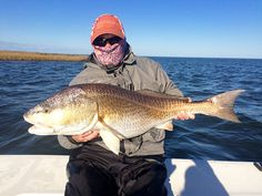 Photos: Hot Redfish in the Cold Sun - Orvis News