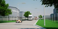 Parque Industrial Quantum