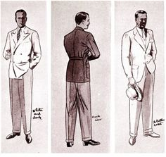MENS FASHIONS SUMMER 1932, PALM BEACH FASHION FOR MEN - Article Preview - Old Magazine Articles