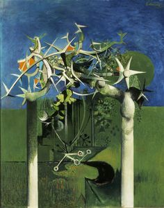 Thorn Tree By Graham Sutherland , 1945