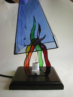 This is cool - it's just a picture, there's no link. hi, ho... funny wits, joke. Crazy amazing lamp.