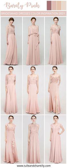 Dusty Rose Bridesmaid Dresses, Junior Bridesmaids, Wedding Bridesmaids, Wedding Dresses, Wedding Planning, Wedding Ideas, Long Shorts, Spring Wedding, Wedding Colors