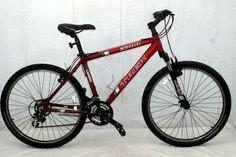 "1990 DiamondBack Ascent EX MTB Bike 19/"" Large Hardtail Canti Tange Steel Charity"