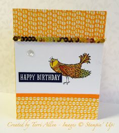 Time to Celebrate, Occasions 2015 catalog, Stampin' Up!