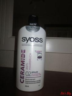 #Syoss #Spülung #Produkttest
