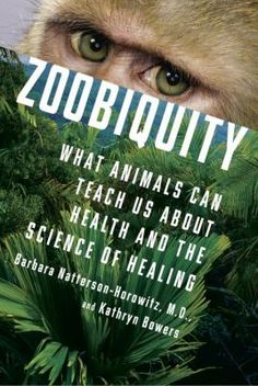 """""""Employs fascinating case studies and meticulous scholarship to present a revelatory understanding of what animals can teach us about the human body and mind. """"Zoobiquity"""" is the term the authors have coined to refer to a new, species-spanning approach to health. Delving into evolution, anthropology, sociology, biology, veterinary science, and zoology, they break down the walls between disciplines, redefining the boundaries of medicine."""""""