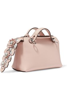 Blush leather  Zip fastening along top Weighs approximately 1.5lbs/ 0.7kg Made in Italy