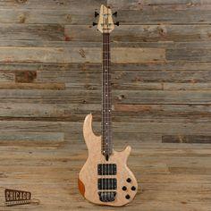 Wal Mark III Bass Birdseye Maple USED | Reverb