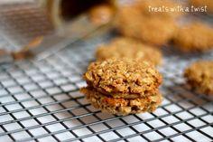Cookie Butter Oatmeal Sandwich Cookies