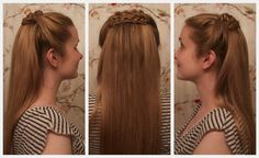 Game of Thrones: Margaery Tyrell Throne Room Inspired Hair.