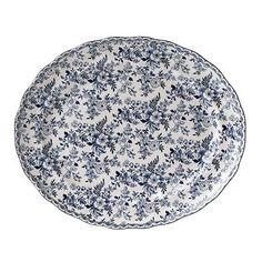 this Johnson Brothers Devon Cottage Platter