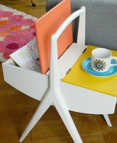 Handmade by alice apple: sewing box makeover