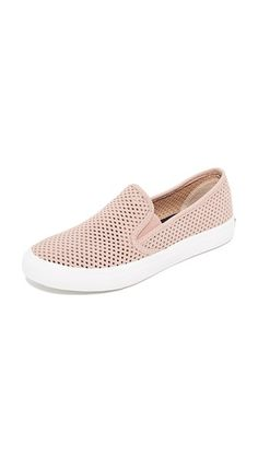 Sperry Seaside Perforated Slip On Sneakers | SHOPBOP SAVE UP TO 25% Use Code: GOBIG17