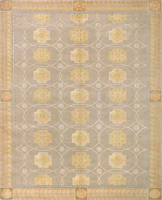 Corinth, mist – This collection combines traditional patterns with a modern day aesthetic to create perfect designs for a transitional style.  These classically refined and ethically crafted Tibetan rugs combine the unique style and unequaled craftsmanship that New Moon is best known for.