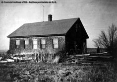 West house, Long's Creek New Brunswick, Historical Society, Island, History, Architecture, House Styles, Image, Block Island, Arquitetura