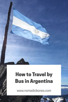 How to Travel by Bus in Argentina