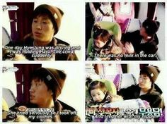 Tablo on Superman is Back (aka The Return of Superman) - BWAHAHA I laughed so much during this scene. XD