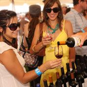 If you have never been to a wine festival this one is a MUST