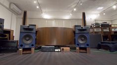 JBL 4428 Normal sound Before Restored and customized by KENRICK レストアとカスタ...