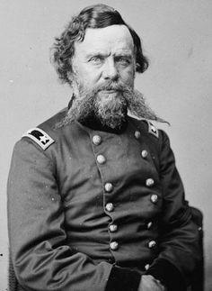 Civil War facial hair via Smithsonian Magazine