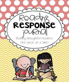 Differentiated Reader's Response Journal...soooo cute and no cutting required!