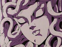 Stream medusa beat by vir.mo from desktop or your mobile device Anime Gifs, Anime Art, Medusa Art, Rome Antique, Old Anime, Arte Horror, Aesthetic Gif, Vaporwave, Animes Wallpapers