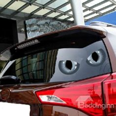 Unique Creative Reflecting Light Eyes Car Stickers on sale, Buy Retail Price Car Stickers at Beddinginn.com