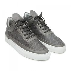 All Models : Low Top ACP Woven Grey | Filling Pieces