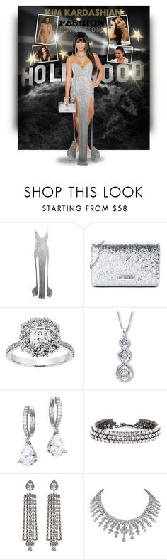 """Gowns!"" by irene-sousa2 ❤ liked on Polyvore featuring Love Moschino, Kate Spade, Oscar de la Renta and DANNIJO"
