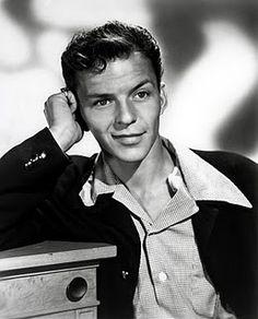 Young Frank Sinatra Singing
