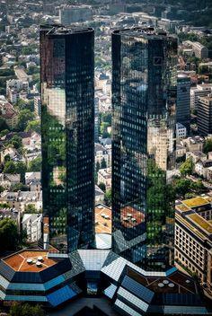 Deutsche Bank Frankfurt am Main Design & Architecture in