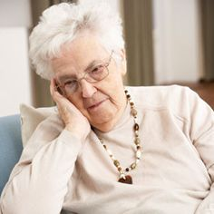 Helping Seniors Cope with Feeling Sad This Holiday  ~ click to read my article ~