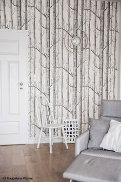 forest wallpaper, Cole & Son Woods
