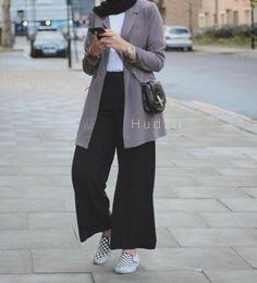 Style Casual Hijab Kulot Super Ideas Source by DeaSupernova ideas hijab Modern Hijab Fashion, Hijab Fashion Inspiration, Muslim Fashion, Tokyo Street Fashion, Street Hijab Fashion, Fashion Outfits, Women's Fashion, Fashion Trends, Casual Hijab Outfit