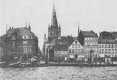 Kiel, Germany in the late 1800s - My Opa was born in Kiel, Germany 1892.