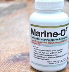 Marine-D3 Deep Sea Super Anti-Aging Supplement | 60 Day Risk-Free Trial Plus Free Shipping!