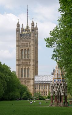 Palace of Westminster , London