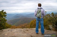Our favorite Georgia trails feature trailside camping and backpacking campsites for an overnight adventure.