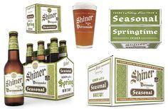 Spoetzl Brewery packaging