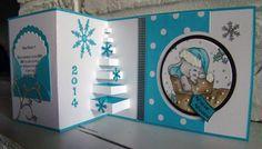 Clearstamp Wild Rose studio Bella in Pot ingekleurd met Derwent kleurpotloden.