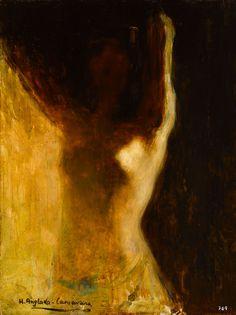 Herman Anglada-Camarasa, Salome c.1899