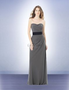 Bill Levkoff Bridesmaids Spring 2014 - Style 483 (Discontinued on 1/30/15)
