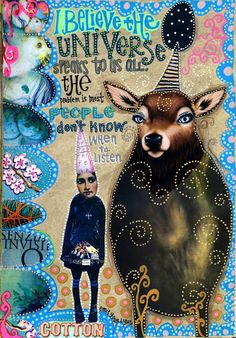 Amazing art by Teesha | teeshas circus: intuition