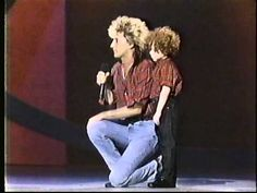Rod Stewart -   American Music Awards 1989 My Heart Can't Tell You No & ...
