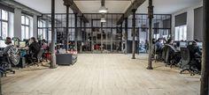 """Królewska Fabryka Karabinów (studio grupy """"Smacznego"""") – Open House Gdańsk 2017"""
