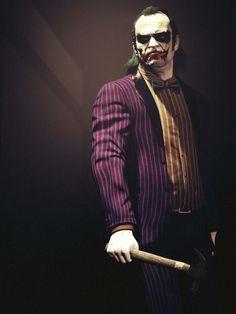 Joker + Trevor