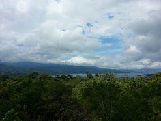 Vista desde el Volcán Arenal