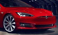 Official Tesla Model S Photos, Details Released --- Appril 2016