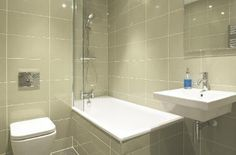 Bathroom Victorian Terrace House, Alcove, Architects, Modern Furniture, Bathtub, London, Bathroom, Standing Bath, Washroom