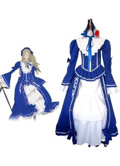 Le Chevalier D'Eon Lia de Beaumont Cosplay Costume on sale, a perfect Cosplay Costumes with high quality and nice design. Buy it now or discover your Cosplay Costumes http://goo.gl/NGwdY